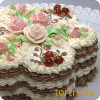 "Торт ""Нежность"", Бахетле"