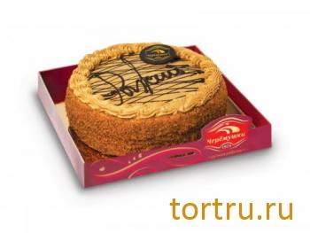 "Торт ""Рыжий круг"", Черемушки"