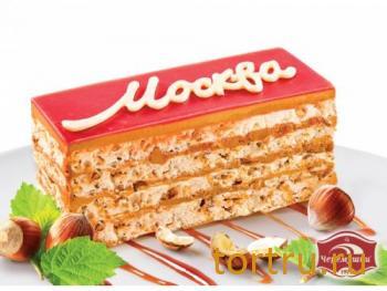 """Торт """"Москва"""", Черемушки"""