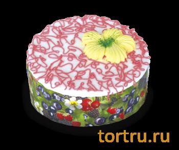 """Торт """"Лето"""", Хлебокомбинат Обнинск"""