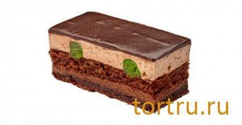 """Торт """"Моцарт"""", Кристоф, кондитерская фабрика десертов, Санкт-Петербург"""