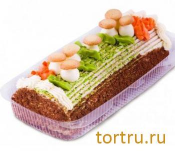 """Торт """"Грибная пора"""", Хлебокомбинат Кольчугинский"""