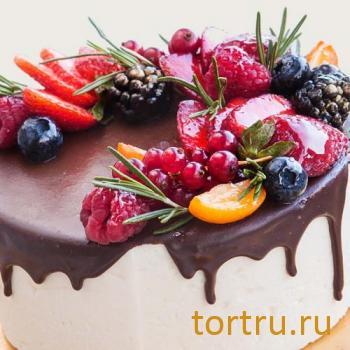 "Торт ""Дамский каприз"", Онтроме, кафе-кондитерская, Санкт-Петербург"