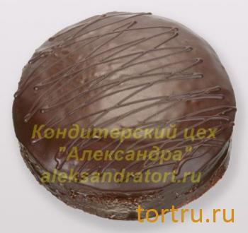 "Торт ""Прага"", Кондитерский цех Александра, Солнечногорск"