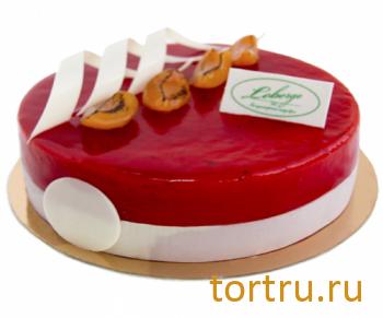 """Торт """"Клубничный"""", Леберже, Leberge, кондитерская"""