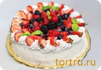 """Торт """"Ягодный"""", Бахетле"""