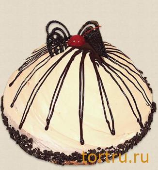 """Торт """"Белый вальс"""", кондитерская фабрика Амарас, Москва"""