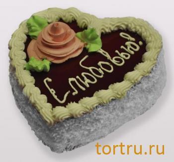 """Торт """"С любовью"""", Кондитерский цех Александра, Солнечногорск"""