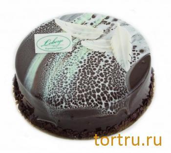 """Торт """"Два шоколада Мини"""", Леберже, Leberge, кондитерская"""