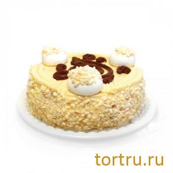 """Торт """"Воздушно-ореховый"""", Хлебокомбинат """"Пеко"""", Москва"""