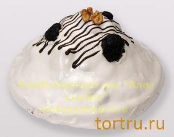 """Торт """"Сметанный с черносливом"""", Кондитерский цех Александра, Солнечногорск"""