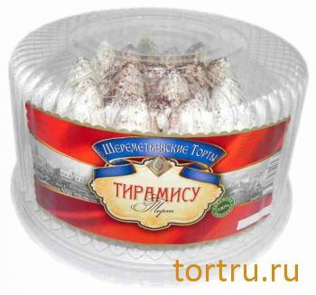 """Торт """"Тирамису"""", Шереметьевские торты, Москва"""