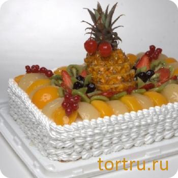 "Торт ""Солнечная долина"", Бахетле"