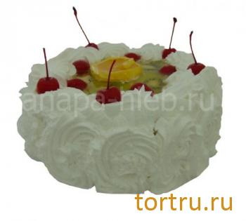 """Торт """"Фруктовый"""", Анапский хлебокомбинат"""