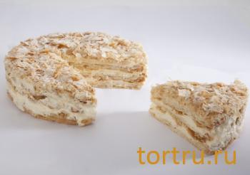 """Торт """"Наполеон домашний"""", Фили Бейкер, Москва"""