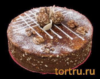 """Торт """"Грильяж"""", кондитерское производство Метрополь, Санкт-Петербург"""