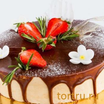 "Торт ""Карамель"", Онтроме, кафе-кондитерская, Санкт-Петербург"