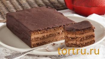 """Торт """"Шоколадный"""", ВкусВилл"""
