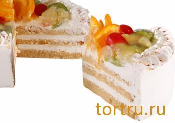 """Торт """"Вкусный"""", Фили Бейкер, Москва"""