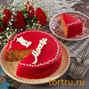 """Торт """"Москва"""", комбинат Добрынинский, Москва"""