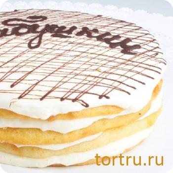 """Торт """"Бабушкин"""", Бахетле"""