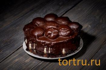 """Торт """"Каприз"""", сеть кондитерских магазинов Бисквит, Смоленск"""