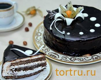 """Торт """"Аленький цветочек"""", На блюдечке, Зеленоград"""