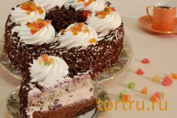"Торт ""Аврора"", На блюдечке, Зеленоград"