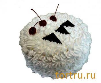 """Торт """"Йогурт вишня"""", ТВА, кондитерская фабрика, Москва"""