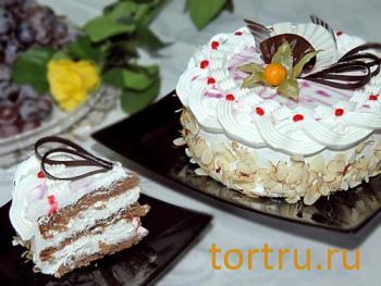 "Торт ""Домашний"", На блюдечке, Зеленоград"