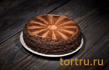 """Торт """"Бастион"""", сеть кондитерских магазинов Бисквит, Смоленск"""