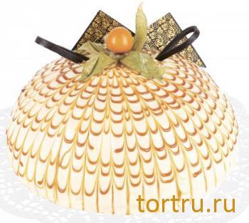"""Торт """"Карамельный"""", кондитерская фирма Зодиак, Москва"""