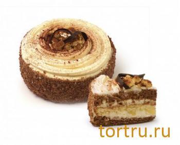 """Торт """"Монблан"""", Хлебозавод Восход Новосибирск"""