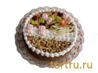 """Торт """"Очарование"""" комбинат кондитерских изделий Птичье молоко, Москва"""