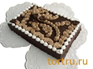 "Торт ""Птичье молоко с какао"" комбинат кондитерских изделий Птичье молоко, Москва"