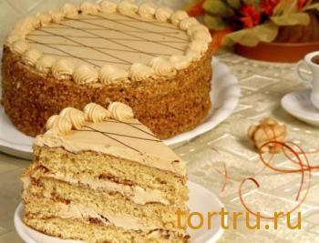 """Торт """"Пчелка"""", На блюдечке, Зеленоград"""