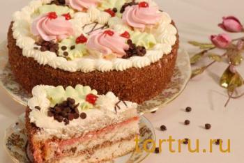 """Торт """"Подарочный"""", На блюдечке, Зеленоград"""
