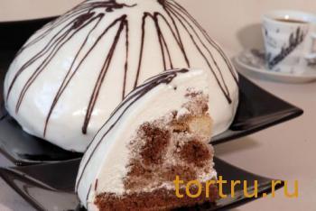 """Торт """"Пончо"""", На блюдечке, Зеленоград"""