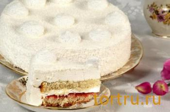 "Торт ""Рафаэлло"", На блюдечке, Зеленоград"