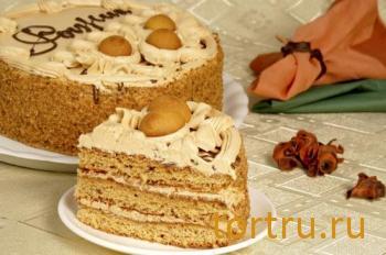 """Торт """"Рыжик"""", На блюдечке, Зеленоград"""