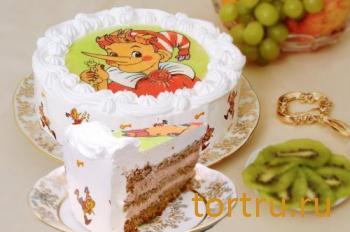 "Торт ""Сказочная страна"", На блюдечке, Зеленоград"