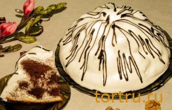 """Торт """"Сметанный"""", На блюдечке, Зеленоград"""