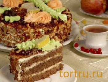"Торт ""Вацловский"", На блюдечке, Зеленоград"