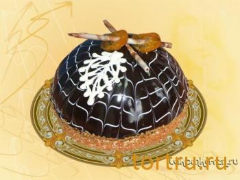 """Торт """"Венера"""", кондитерский цех Лакомка, Рязань"""
