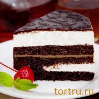 """Торт """"Белиссимо"""", комбинат Добрынинский, Москва"""