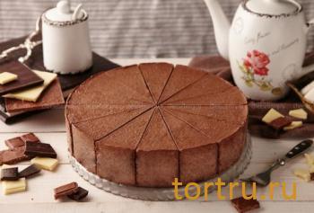 """Чизкейк """"Шоколадная трилогия"""", Cheeseberry"""