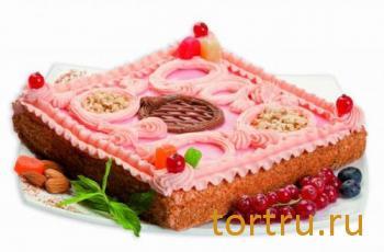 "Торт ""Абрикосовый аромат"", комбинат Добрынинский, Москва"
