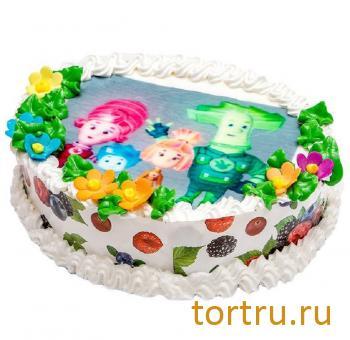 """Торт """"Сказочный сюжет"""", Медоборы, кондитерская компания"""