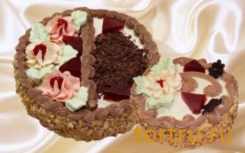 """Торт """"Бирюсинка"""", Кондитерский комбинат Ходынка, Sweet Bakery"""