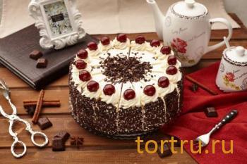"Торт ""Чёрный лес"", Cheeseberry"